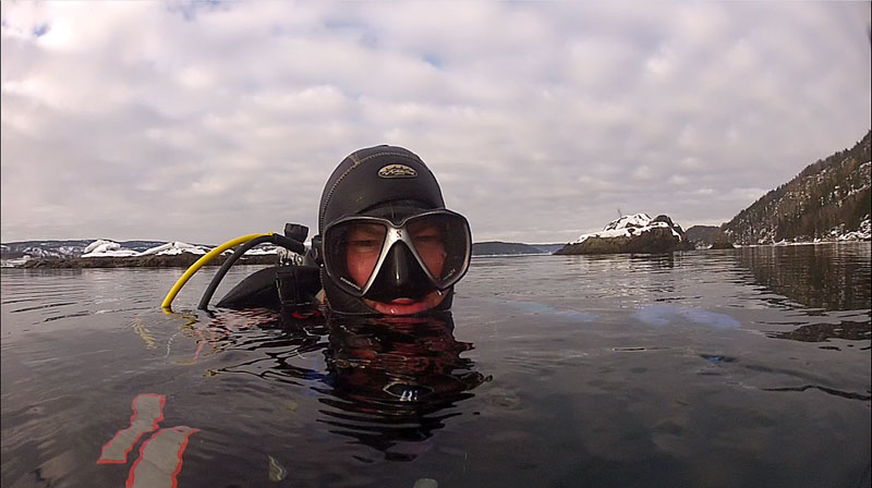 Permalink to: Bli med på dykking i Oslofjorden